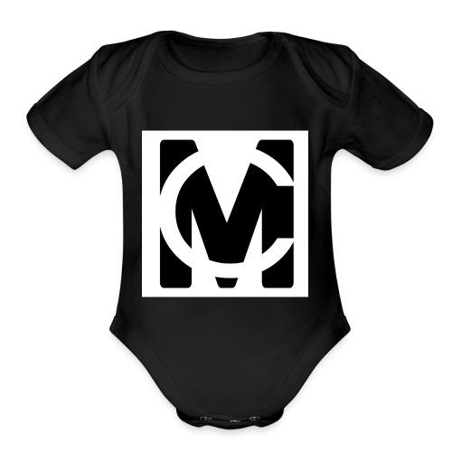 Mc Merch - Organic Short Sleeve Baby Bodysuit
