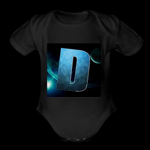 DawnMerch - Organic Short Sleeve Baby Bodysuit