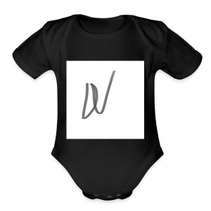 B5BFC7E4 62B0 40B1 9C8E F792A84862C2 - Short Sleeve Baby Bodysuit