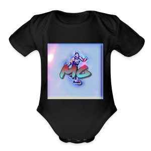 Mg nation - Short Sleeve Baby Bodysuit