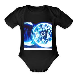 Have fun - Short Sleeve Baby Bodysuit