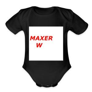 MERCH 2 - Short Sleeve Baby Bodysuit