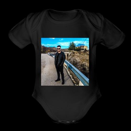 IMG 20180210 143431 481 - Organic Short Sleeve Baby Bodysuit