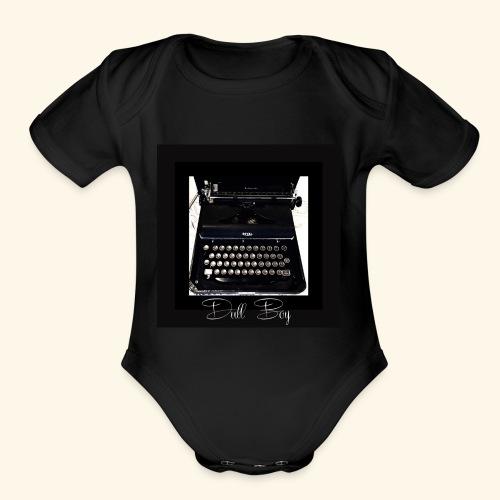 Not the Type - Organic Short Sleeve Baby Bodysuit