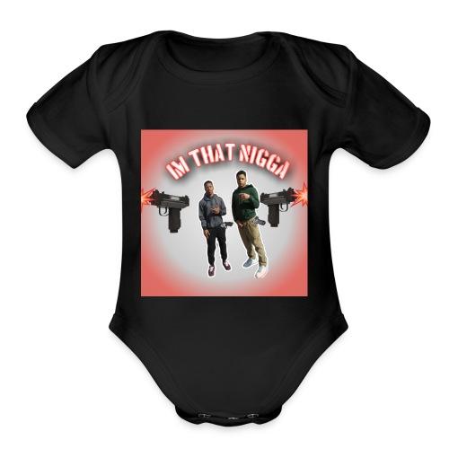 20180306 161624 - Organic Short Sleeve Baby Bodysuit