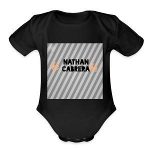 Like status - Short Sleeve Baby Bodysuit