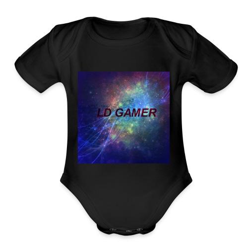 301310379 1007593547 LD new look orig - Organic Short Sleeve Baby Bodysuit