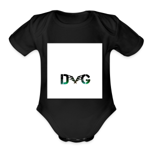 DVG - Short Sleeve Baby Bodysuit