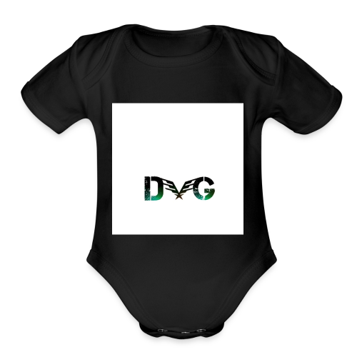 DVG - Organic Short Sleeve Baby Bodysuit