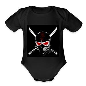 Dgtxboss Merch - Short Sleeve Baby Bodysuit