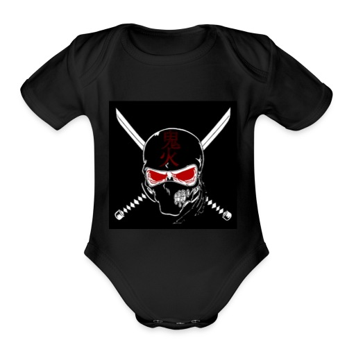 Dgtxboss Merch - Organic Short Sleeve Baby Bodysuit