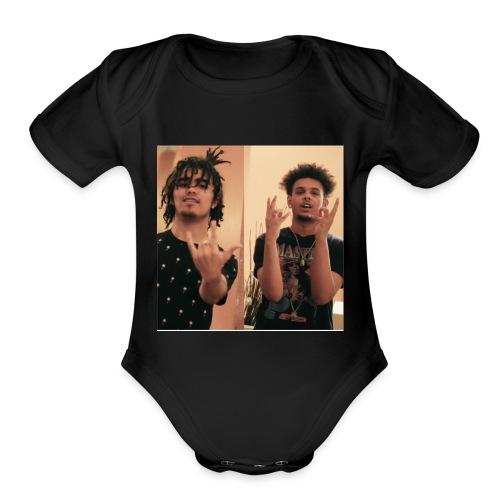CB79B3D1 53E7 45BA 831E 0BB6CF06AB8D - Organic Short Sleeve Baby Bodysuit