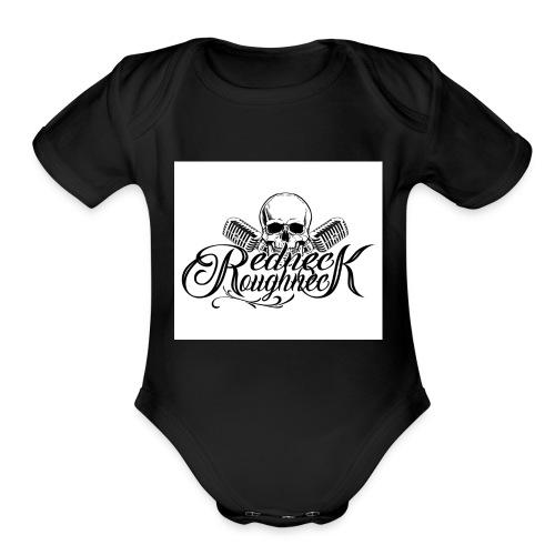 Redneck Roughneck - Organic Short Sleeve Baby Bodysuit