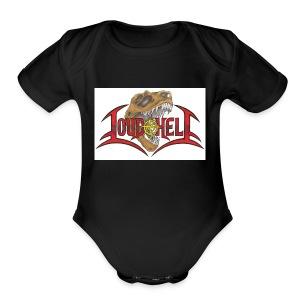 LAH2016 - Short Sleeve Baby Bodysuit