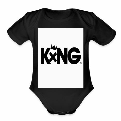 AAFC00D4 76A5 49A4 9B4A 4C1FCE10AD8C - Organic Short Sleeve Baby Bodysuit
