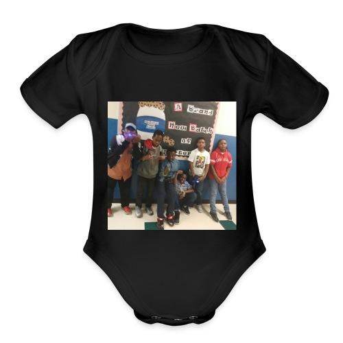 IMG 20171024 211109 123 - Organic Short Sleeve Baby Bodysuit