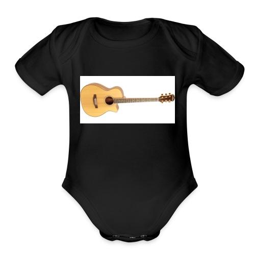 VH Gear - Organic Short Sleeve Baby Bodysuit
