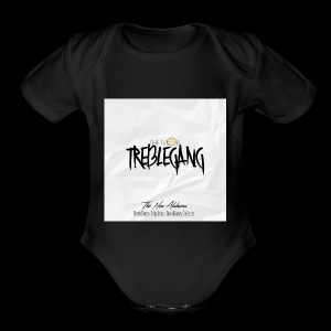 The Mob TrebleGang - Short Sleeve Baby Bodysuit