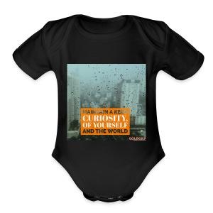 GoldGap - Short Sleeve Baby Bodysuit