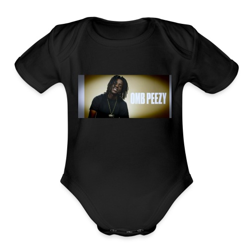 Omb pezzy - Organic Short Sleeve Baby Bodysuit