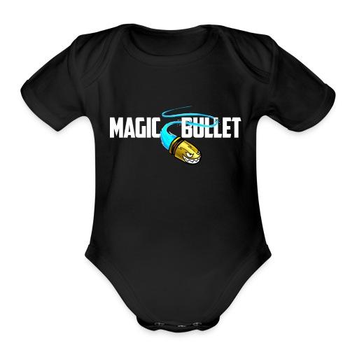 13155542 - Organic Short Sleeve Baby Bodysuit