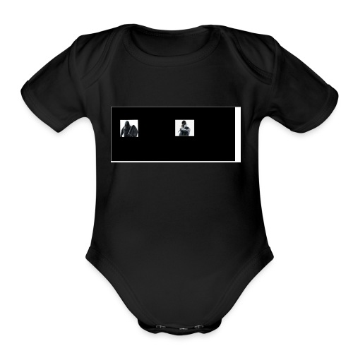 RAINBOW SIX ZENITH - Organic Short Sleeve Baby Bodysuit