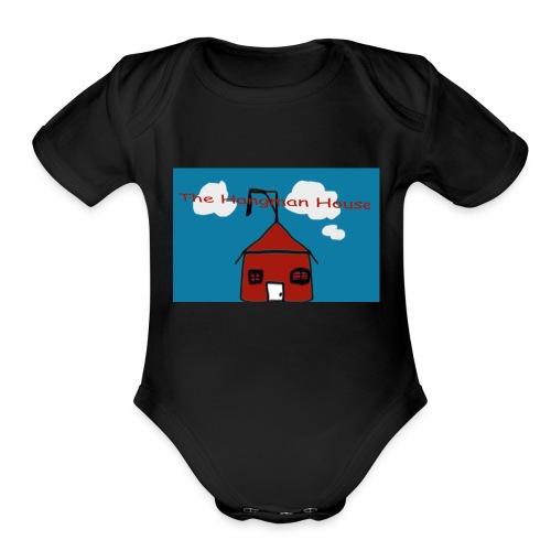 Youtube Fan Merch - Organic Short Sleeve Baby Bodysuit