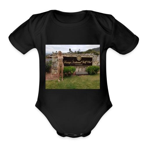 IMG_6076 - Organic Short Sleeve Baby Bodysuit