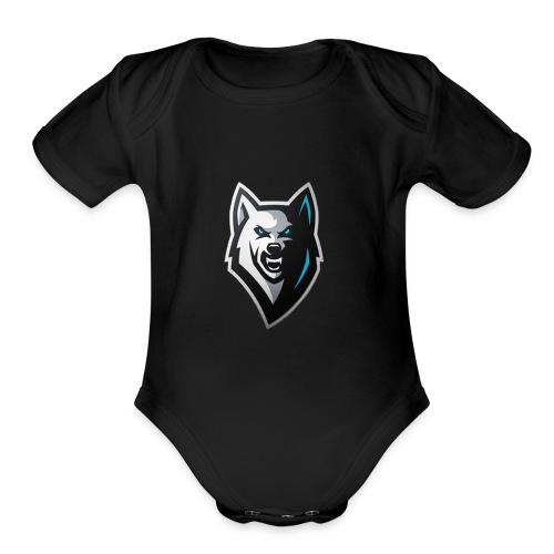 Arctic Wolf Gaming - Organic Short Sleeve Baby Bodysuit