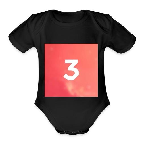 Daribaby - Organic Short Sleeve Baby Bodysuit