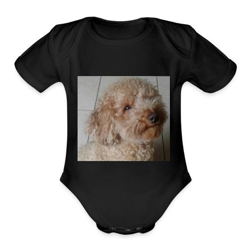 Cutubers - Organic Short Sleeve Baby Bodysuit