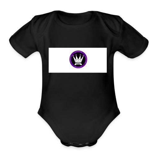 HUMMIES - Organic Short Sleeve Baby Bodysuit