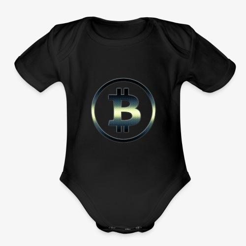 Twizted Monkey Clothing Co. - Organic Short Sleeve Baby Bodysuit