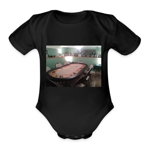 20141013_184004 - Organic Short Sleeve Baby Bodysuit