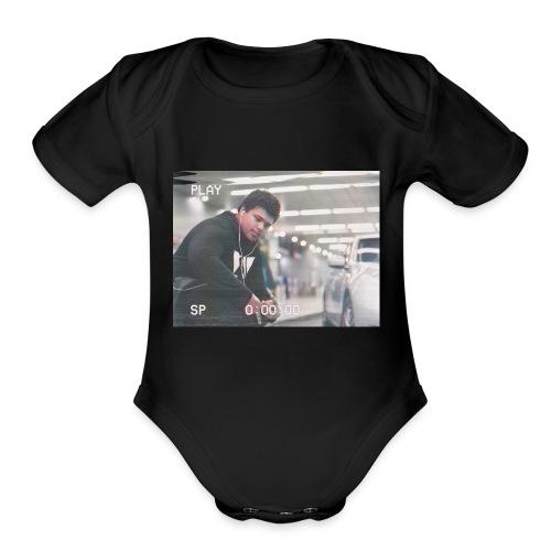 Terminal - Organic Short Sleeve Baby Bodysuit