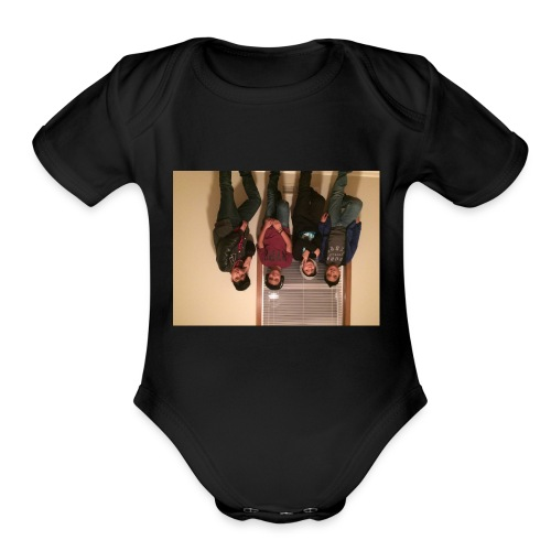 JayrCool TheBest - Organic Short Sleeve Baby Bodysuit