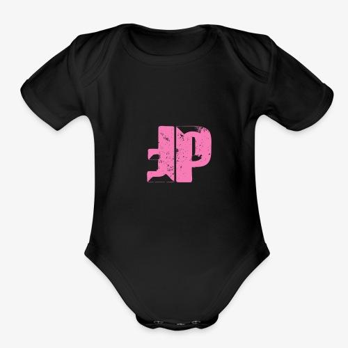 FPGosFemales - Organic Short Sleeve Baby Bodysuit