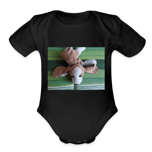 Capi shirt - Organic Short Sleeve Baby Bodysuit