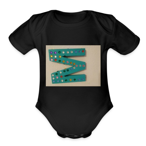 Mia Shadinger - Organic Short Sleeve Baby Bodysuit