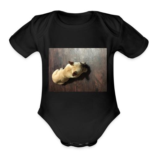 Idamaythecutest - Organic Short Sleeve Baby Bodysuit