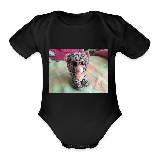 Jordayne Morris - Organic Short Sleeve Baby Bodysuit