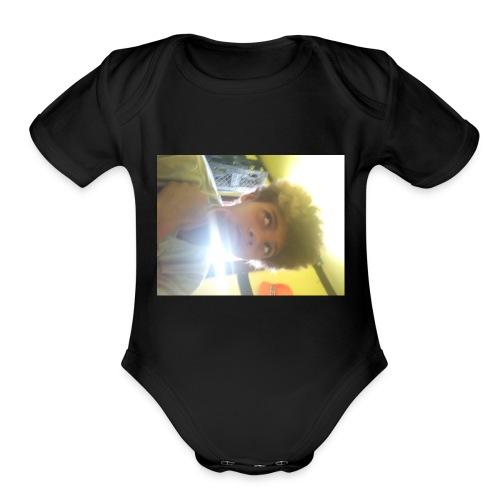 15297826162261382502955lo - Organic Short Sleeve Baby Bodysuit