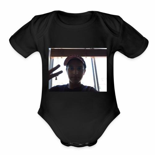 15300638421741891537573 - Organic Short Sleeve Baby Bodysuit