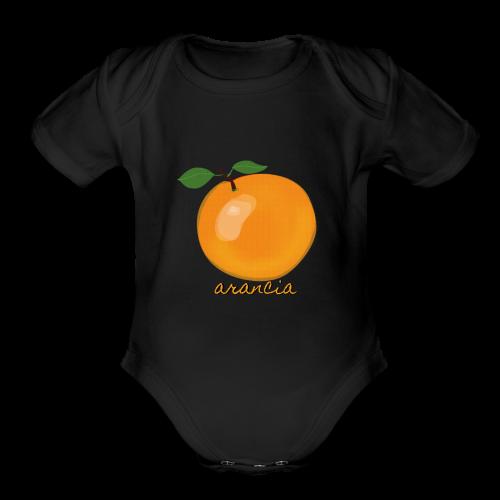 Arancia - Organic Short Sleeve Baby Bodysuit