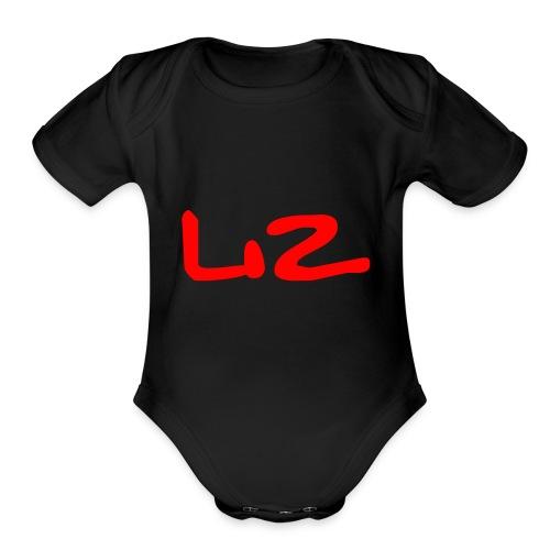 Untitled-2 - Organic Short Sleeve Baby Bodysuit