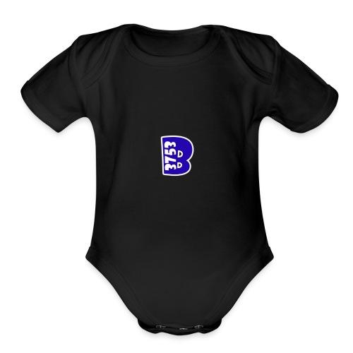 Bulah B - Organic Short Sleeve Baby Bodysuit