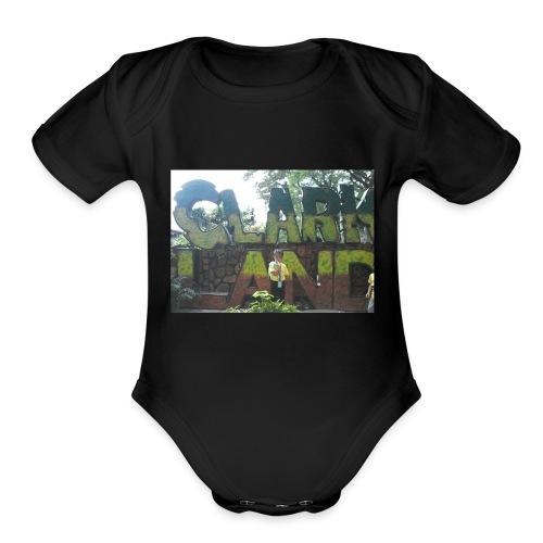 my Field trip Design womens tank tees - Organic Short Sleeve Baby Bodysuit