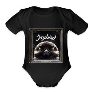 JayBird - Short Sleeve Baby Bodysuit