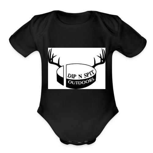 194B967A 07D7 4CEC A1B1 5548DDCD441F - Organic Short Sleeve Baby Bodysuit