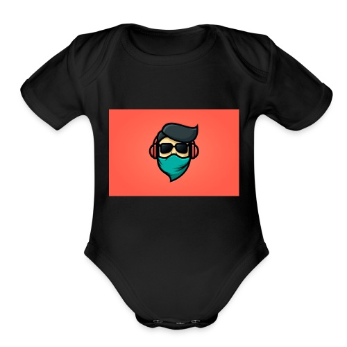 Cool Logos and Graphic Trends about Music DJs - Organic Short Sleeve Baby Bodysuit